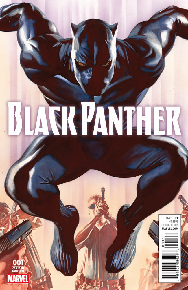 new style df4fc 1555f Black Panther' #1 Variant Covers | Complex