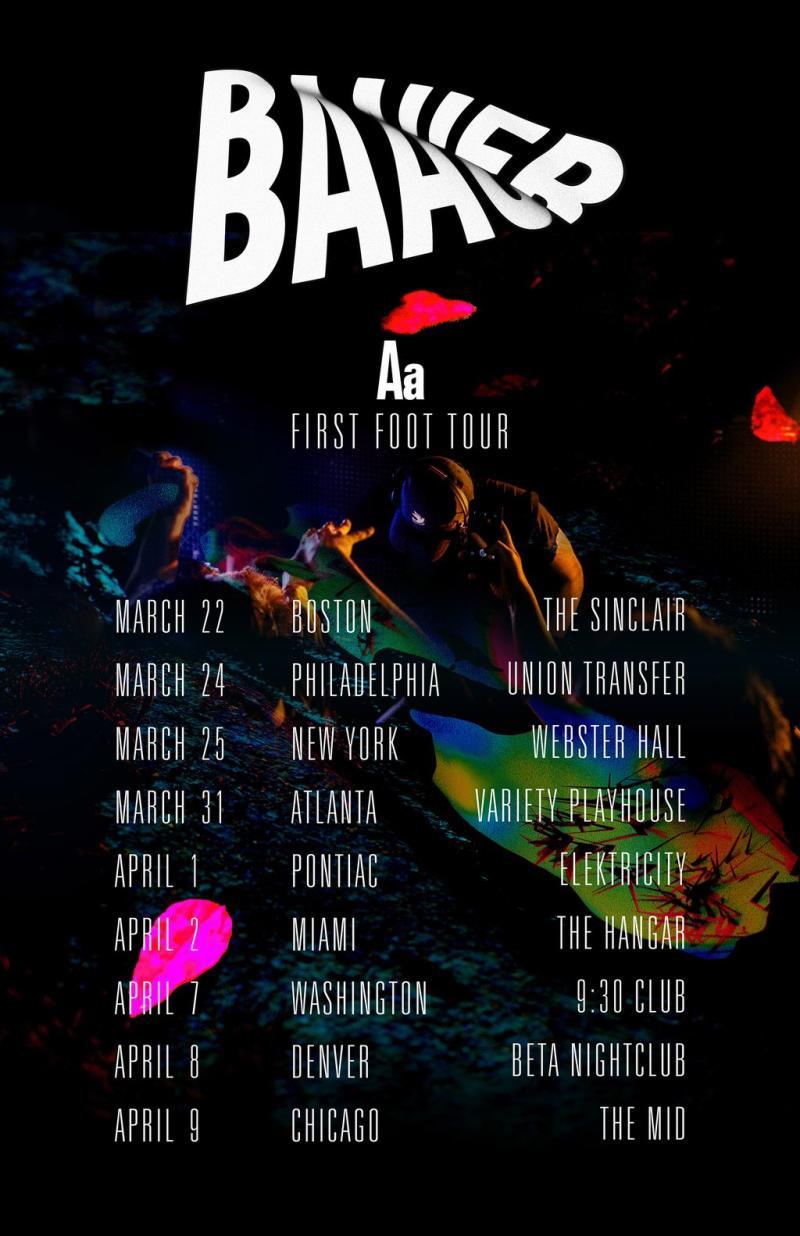 Baauer Aa Tour