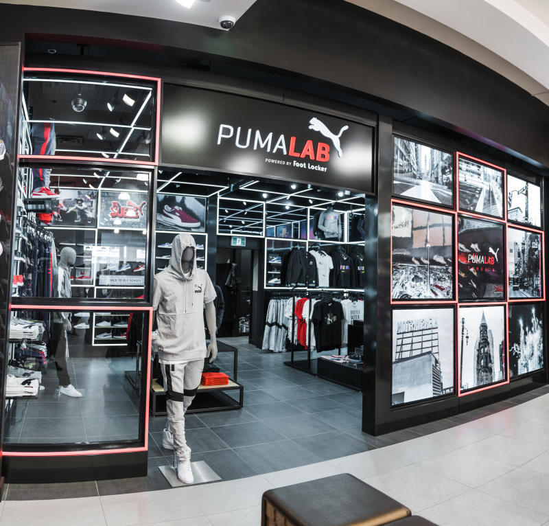 foot locker puma lab