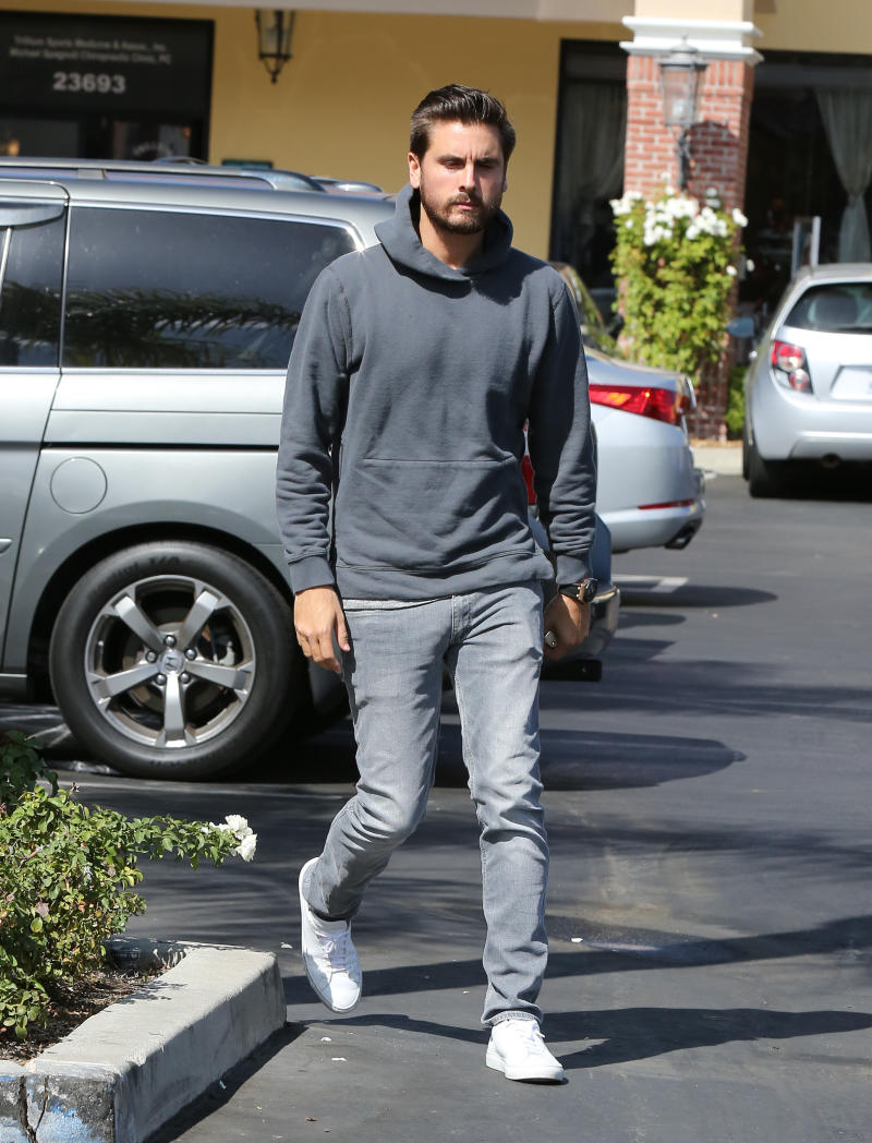 When Exactly Did Scott Disick Start Dressing Well? | Complex