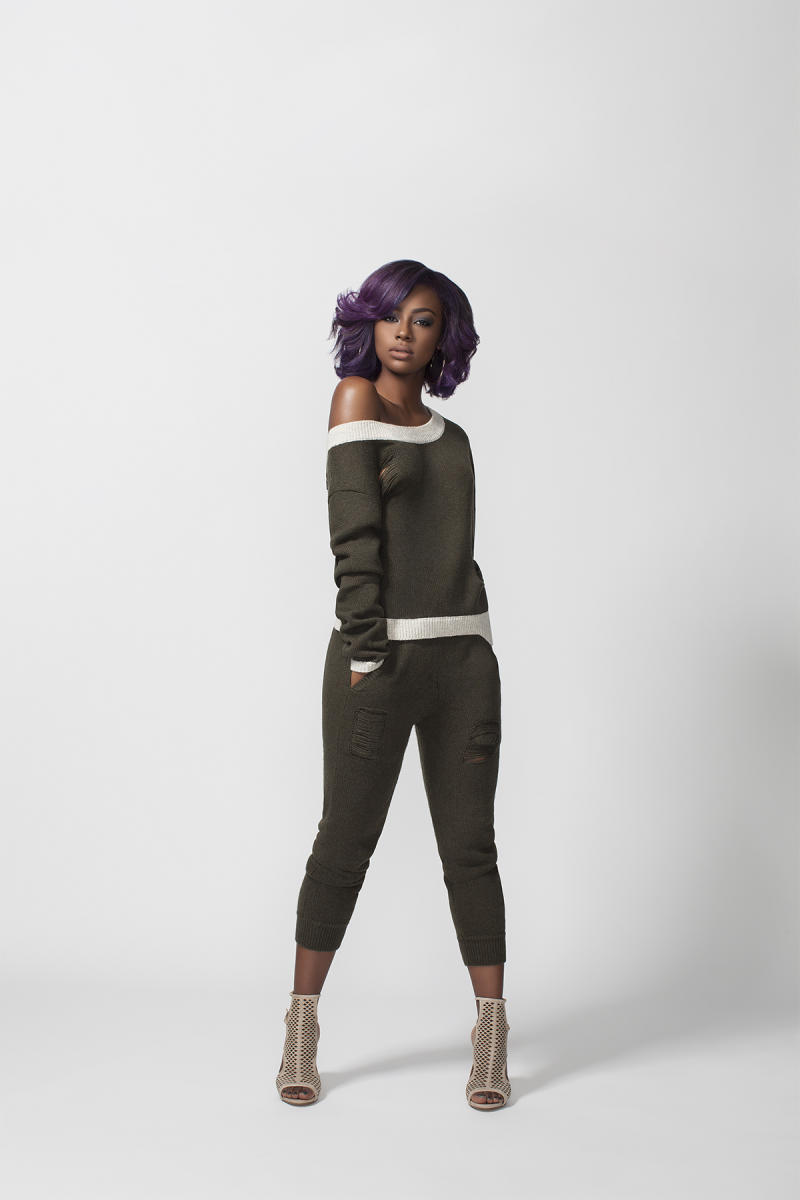 La Belle Roc Fall/Holiday 2015 Lookbook Featuring Justine ...