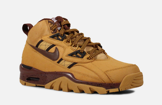 Nike Air Trainer SC Sneakerboot in 'Wheat' | Sole Collector