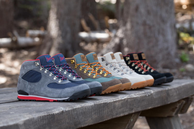 Danner Jag Hiking Boots For Fall Winter 2015 Complex