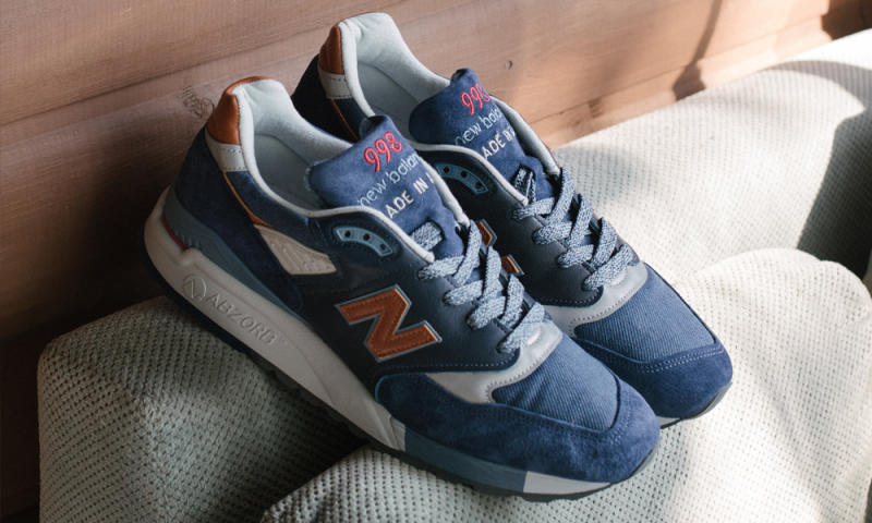 pretty nice a61f3 8896b New Balance Made in U.S.A. Fall/Winter 2015 Collections ...