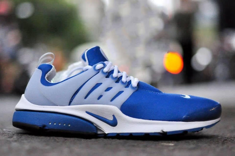 Nike Air Presto Blue And White