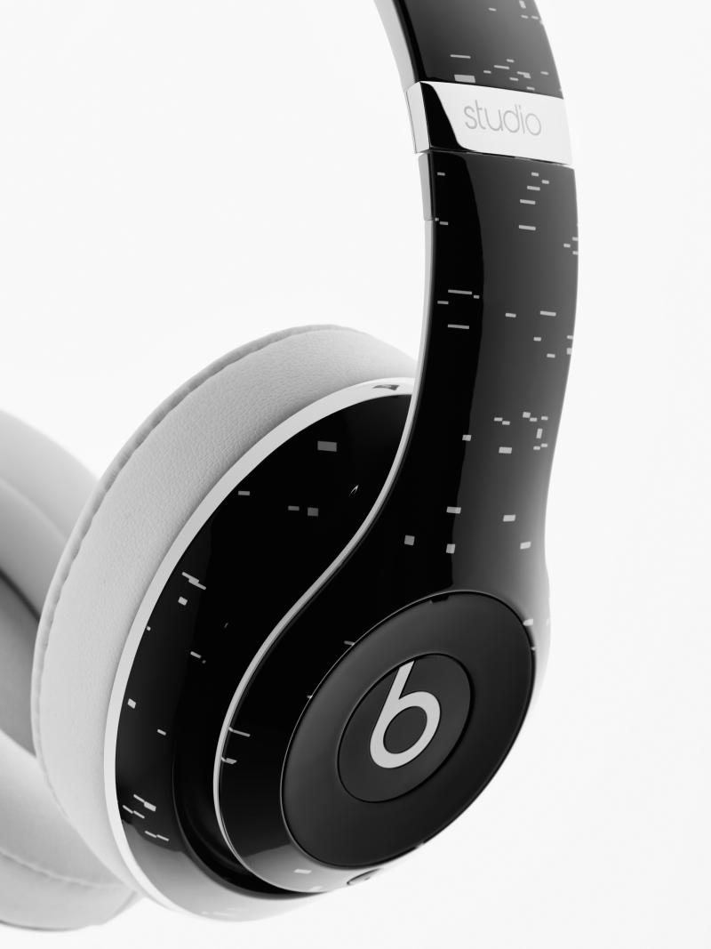 beats by dre x pigalle studio wireless headphones complex. Black Bedroom Furniture Sets. Home Design Ideas