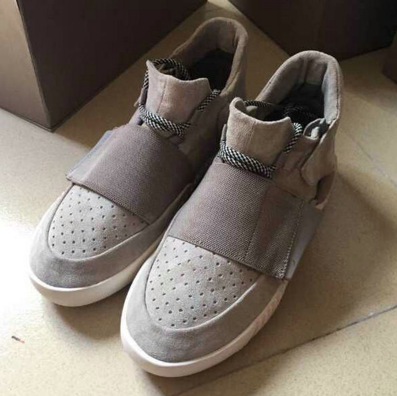 new concept 1ff08 f9e0e Fake Low-Top adidas Yeezy 750 Boosts | Complex