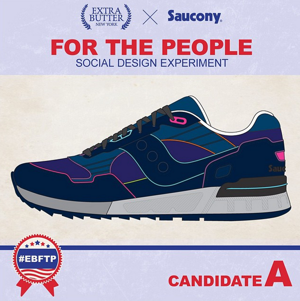 Saucony Extra Butter For The People