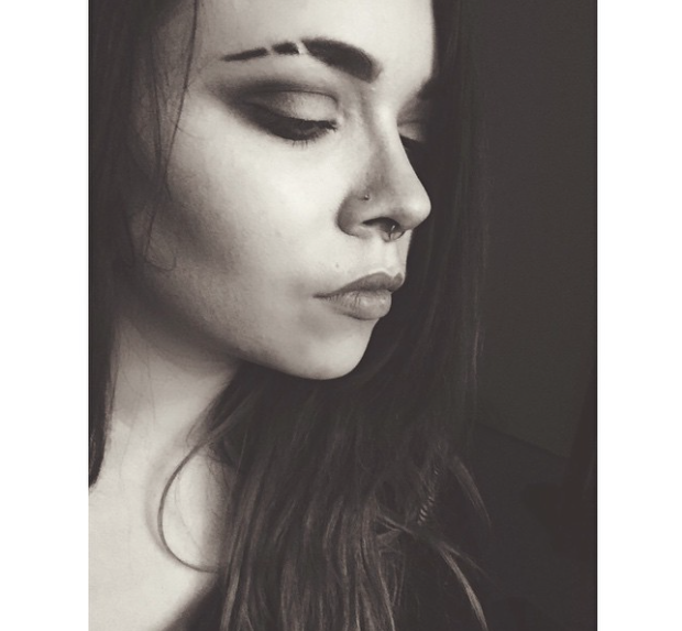 how to make eyebrows grow in a different direction