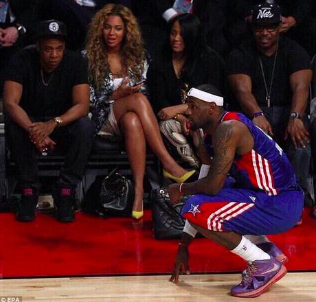 J Cole And Beyonce We Spoke to A Body Lan...