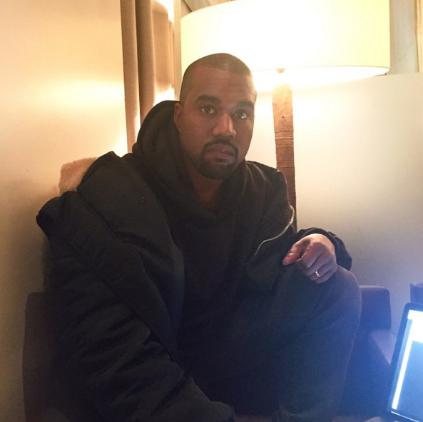 This Is What Happens When You Step on Kanye West's Sneakers news