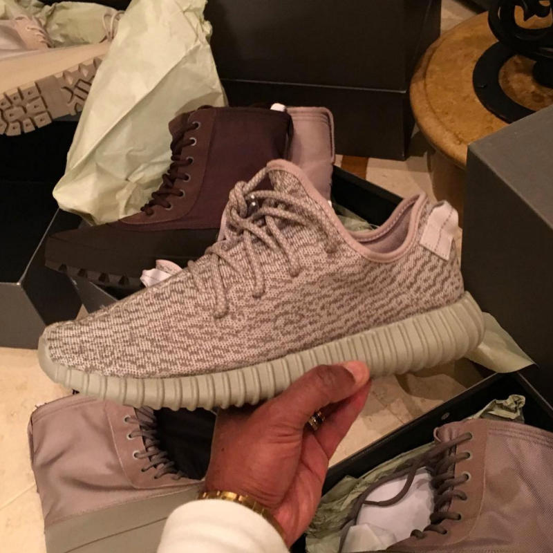 adidas yeezy rose gold