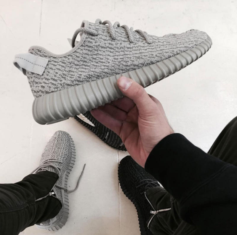 Yeezy Boost 350 Moonwalk