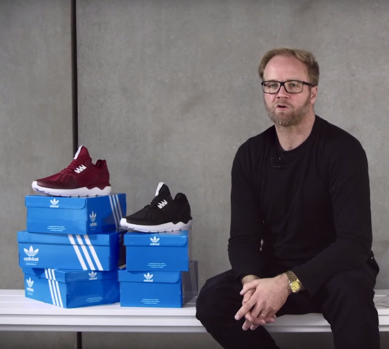 Nic Galway, adidas Originals Vice President of Global Design