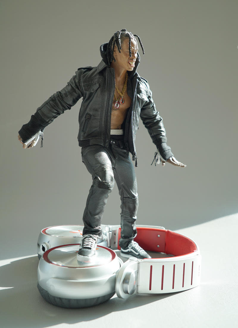Meet the Guy Who Made Travi$ Scott Into An Action Figure ...