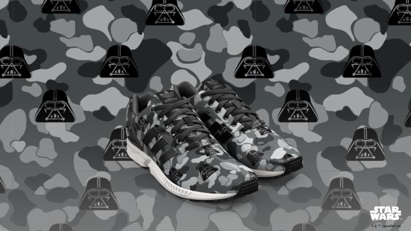 star wars x adidas zx flux
