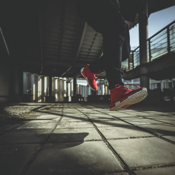Adidas Nmd Red Chukka
