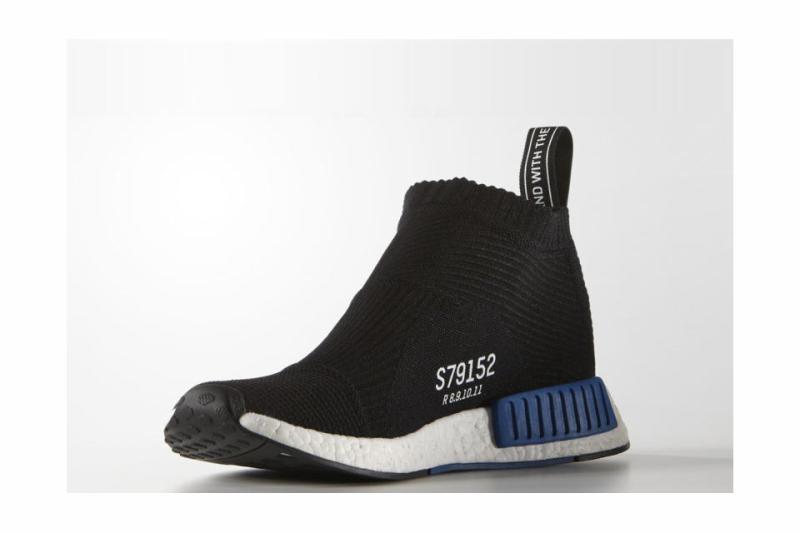 Nmd City Sock Black