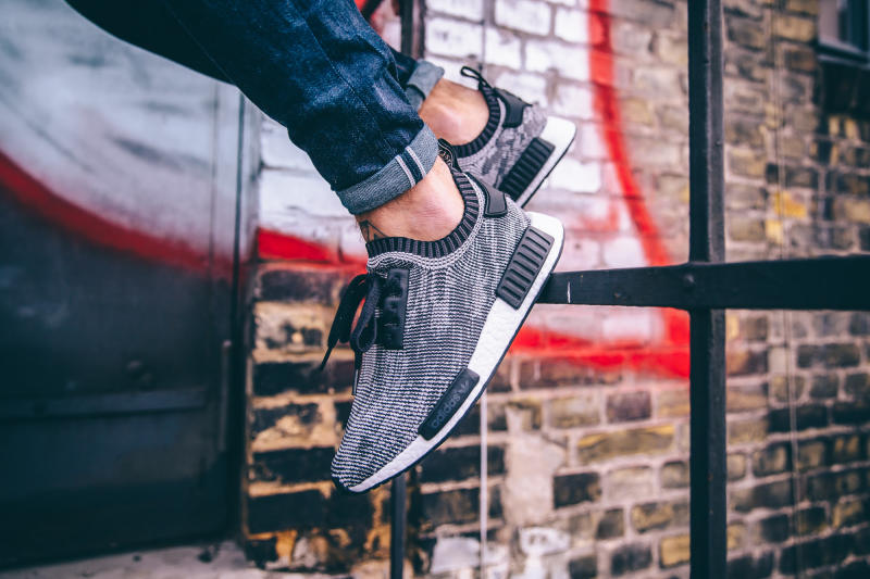 Adidas Nmd R1 On Feet