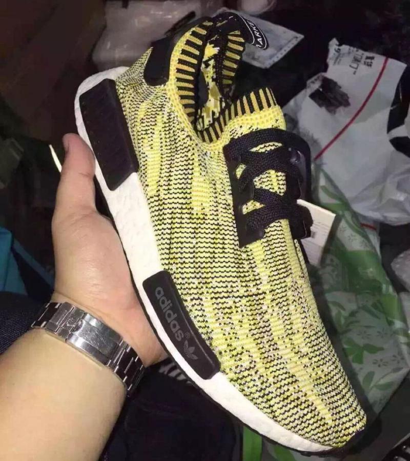 Adidas Nmd Yellow