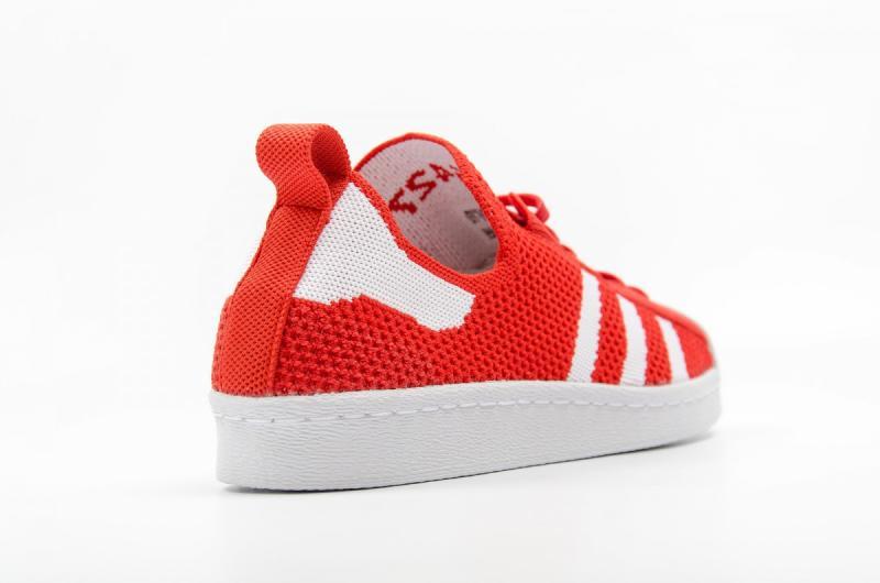 adidas 80s superstar red