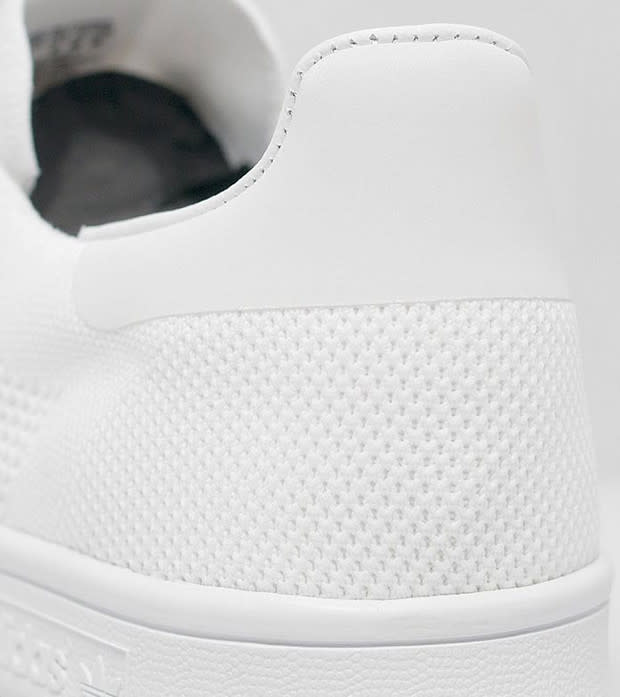 Stan Smith Primeknit Triple White