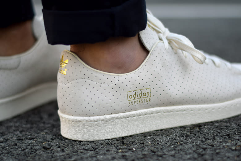 Adidas Superstar 80s Cork Furry Suede PerchOriginals