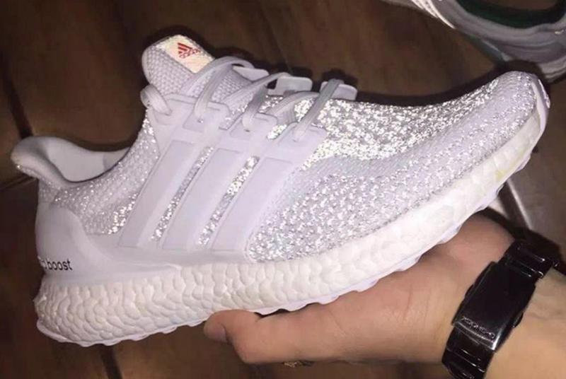 Adidas Ultra Boost 3.0 Crystal White $210 Last Sale