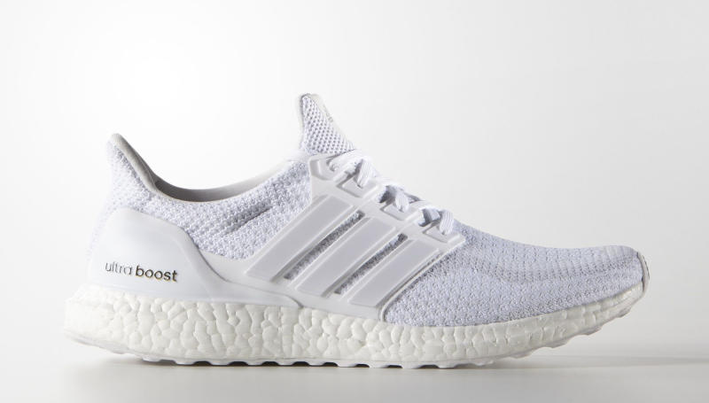Adidas Ultra Boost White Mens