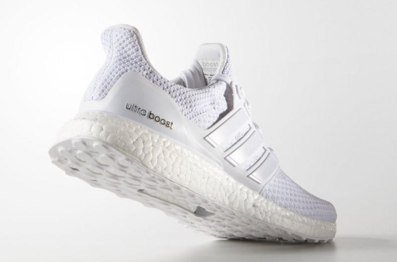 Adidas Ultra Boost All Triple White