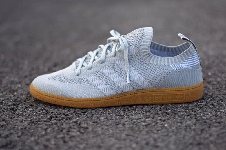 adidas knit sneakers