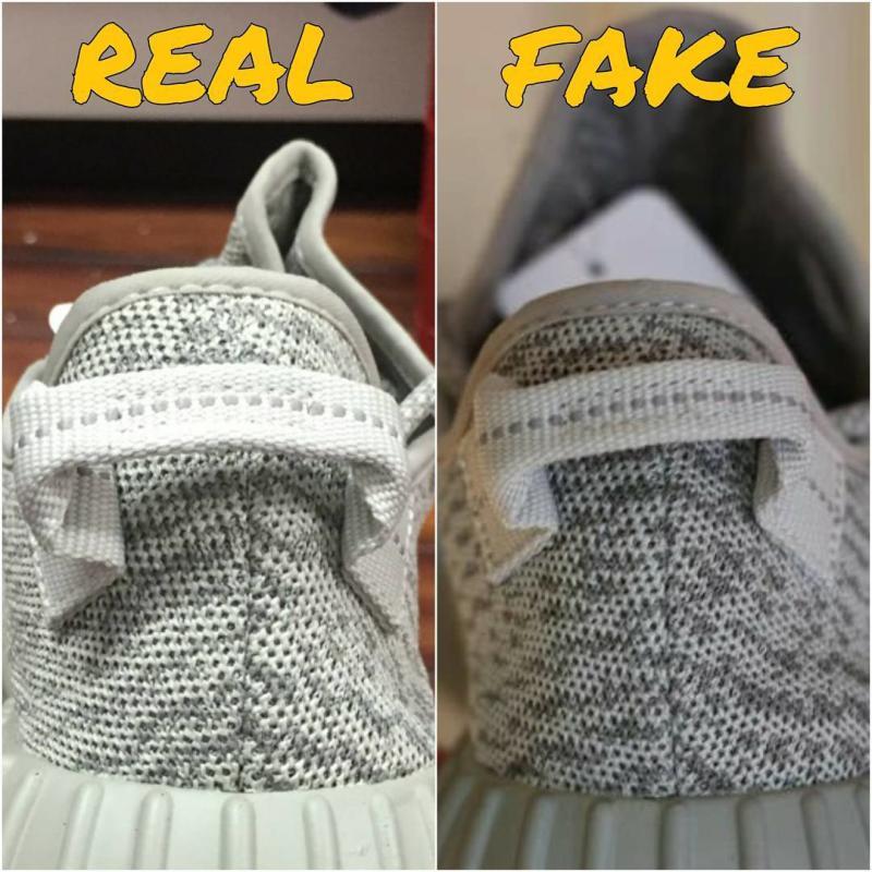 Adidas Yeezy Boost Fake