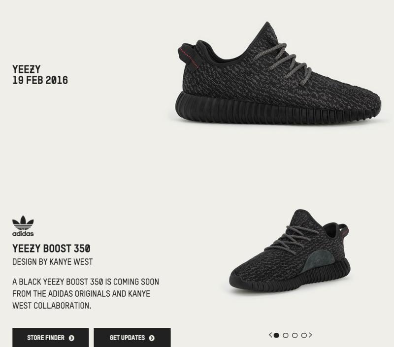 Adidas 2016 Yeezy