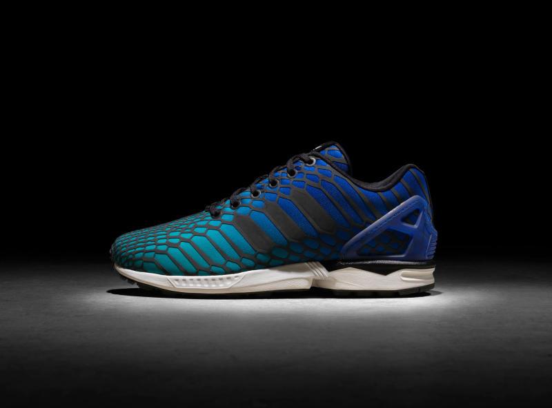 Adidas Zx Flux Xeno Blue