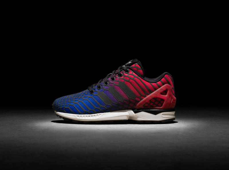 43d63045e Adidas Zx Flux Red And Blue wallbank-lfc.co.uk