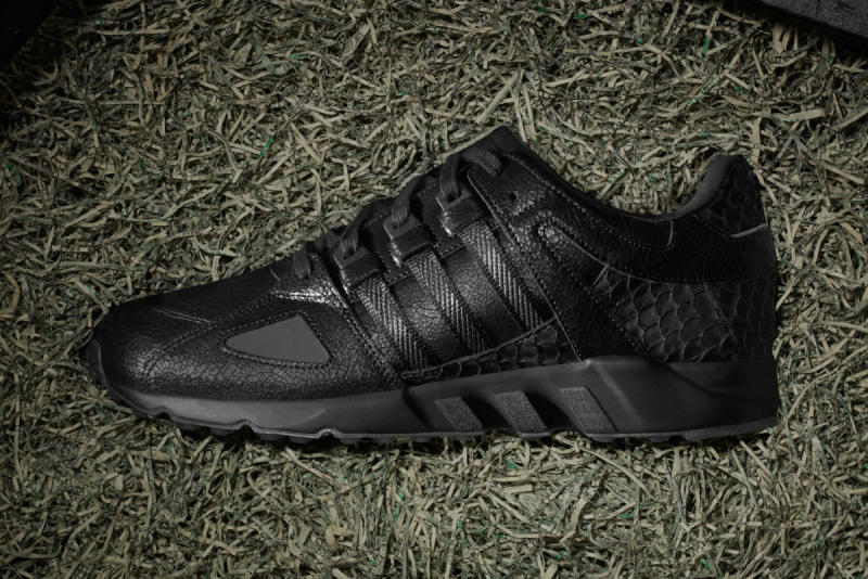 2017 Adidas Equipment EQT Support ADV CP8928 Triple Black New