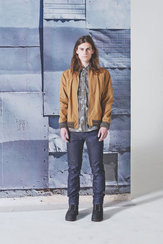 Levi's Made & Crafted Keeps It Clean and Simple for Spring/Summer 2015