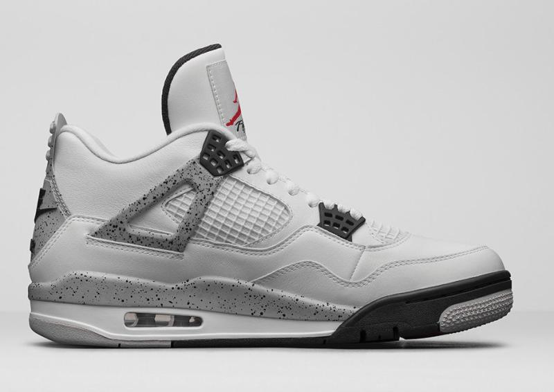 air jordan iv white