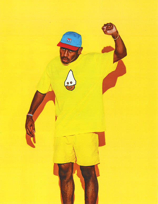 Golf Wang Unveils Its Spring Summer 2015 Collection