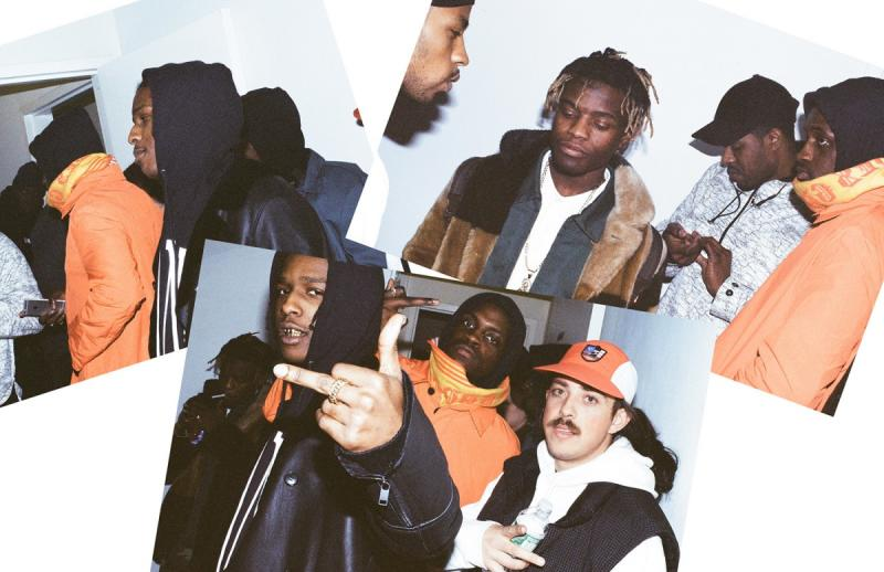 This Zine Will Feature Rare BTS Photos Taken During A$AP Yams Day news