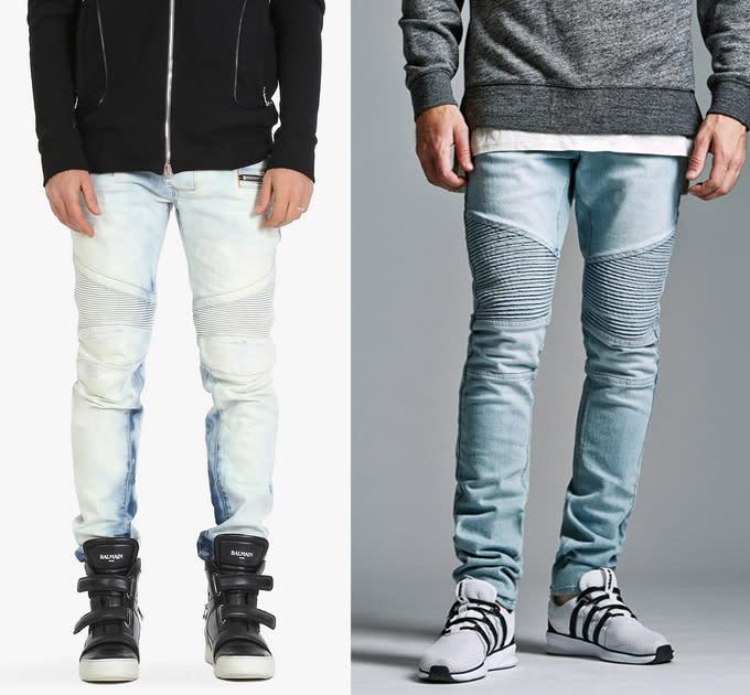 H M Distressed Jeans Mens Famous Jeans 2018