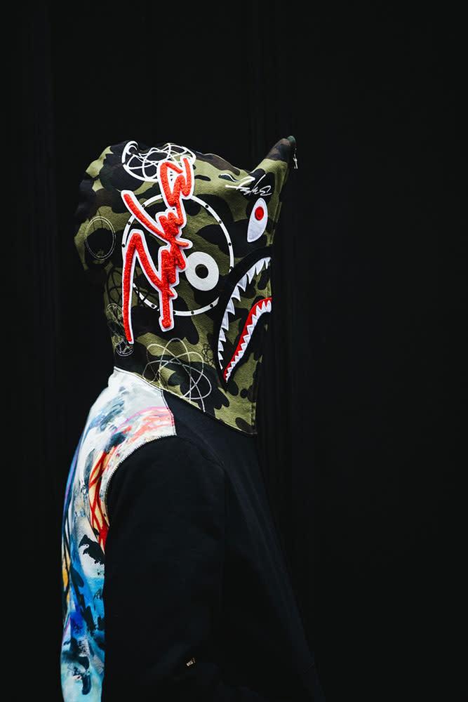 Here Is the BAPE x Futura Capsule Collection Lookbook Featuring Metro ... Wiz Khalifa Swag Tumblr