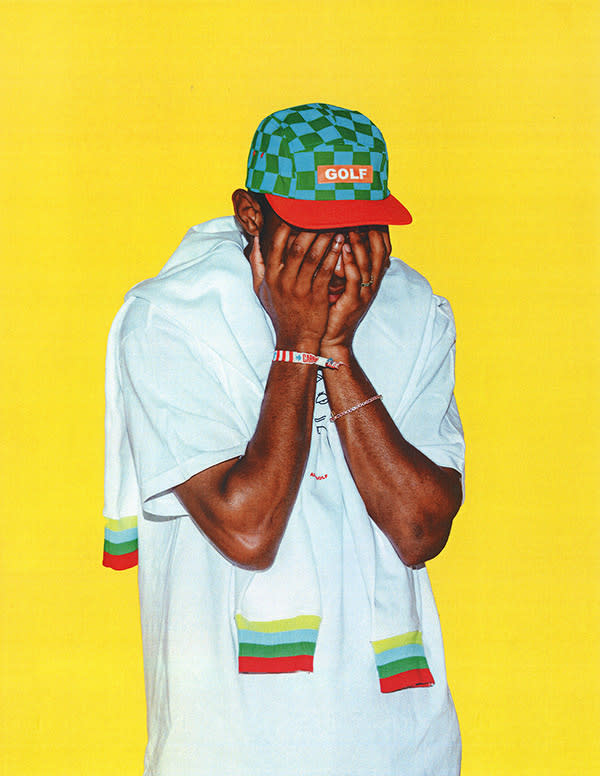 Golf Wang Unveils Its Spring Summer 2015 Collection Complex