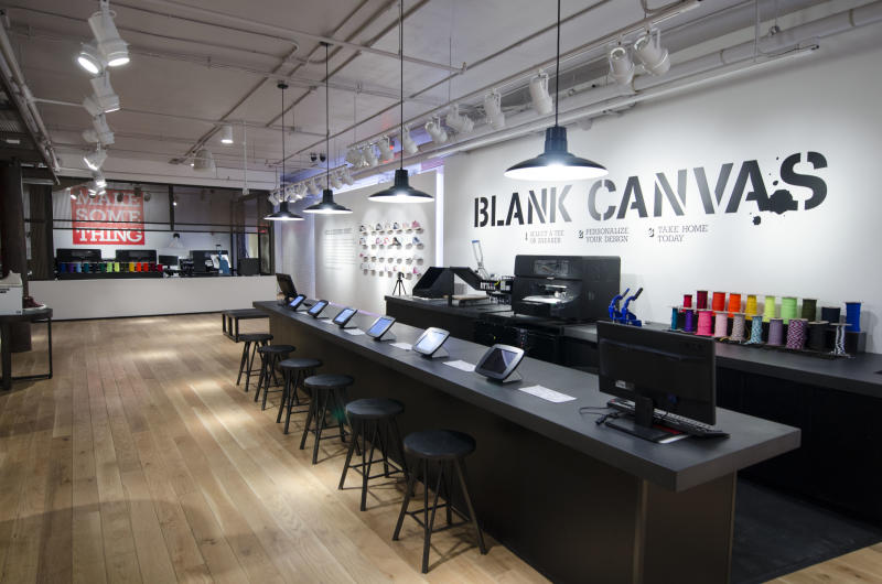 Converse Opened Its Biggest Store in the World in SoHo | Complex