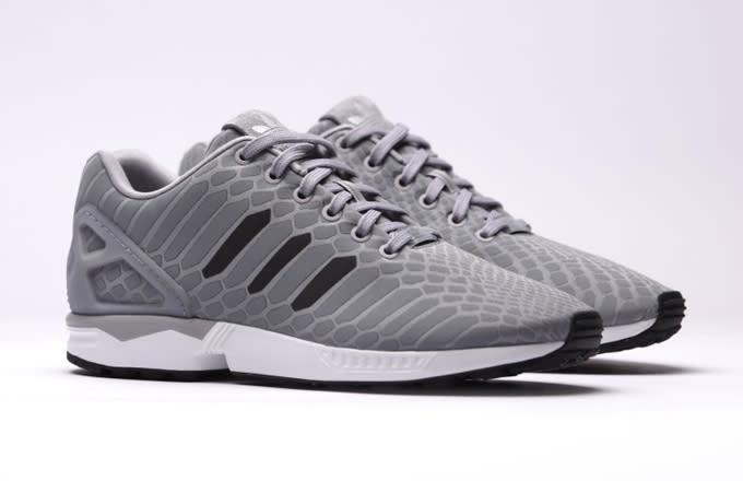 adidas zx flux xeno grey