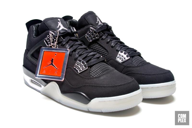 J Shoes Charlie Black