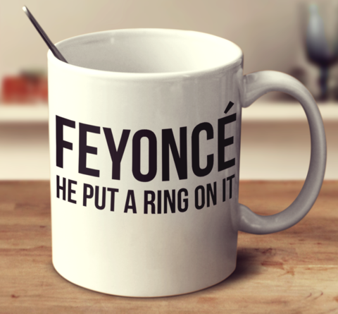 """Beyoncé Is Suing a Company for """"Feyoncé"""" Knockoffs news"""