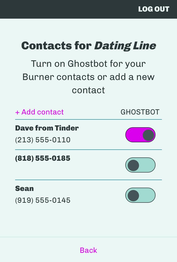 Ghosting internet dating