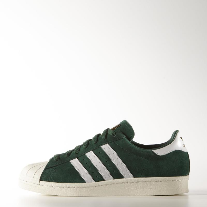 Kicks of the Day: adidas Superstar 80s Vintage Deluxe Suede