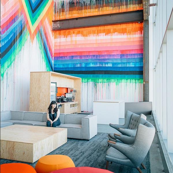 facebook unveils new frankgehry designed headquarters